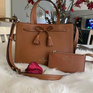 New Kate spade Hayes set bag and wallet 🎊